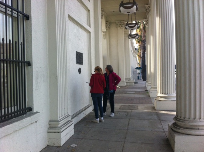 Projects: Culver City Walking Tour