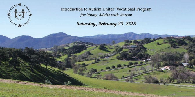 Introduction to Autism Unites' Solvang Vocational Program